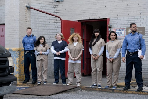 La exitosa serie «Orange is the nex black» está de regreso